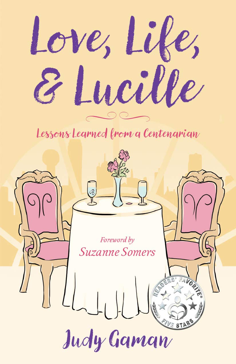Love, Life, and Lucille Book Cover